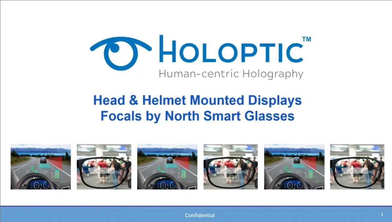 holography for AR